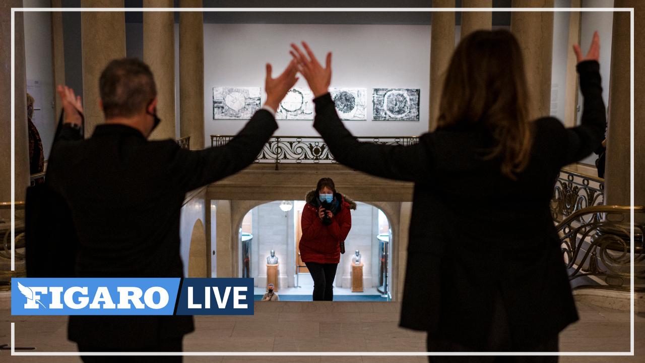 «Ça fait tellement de bien» : à Montréal, les musées rouvrent leurs portes aux visiteurs