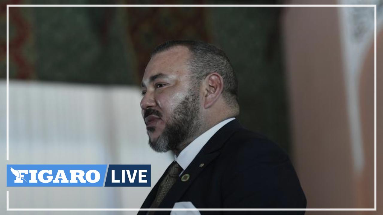 Face aux tensions, le roi du Maroc invite le président algérien «à oeuvrer à l'unisson»