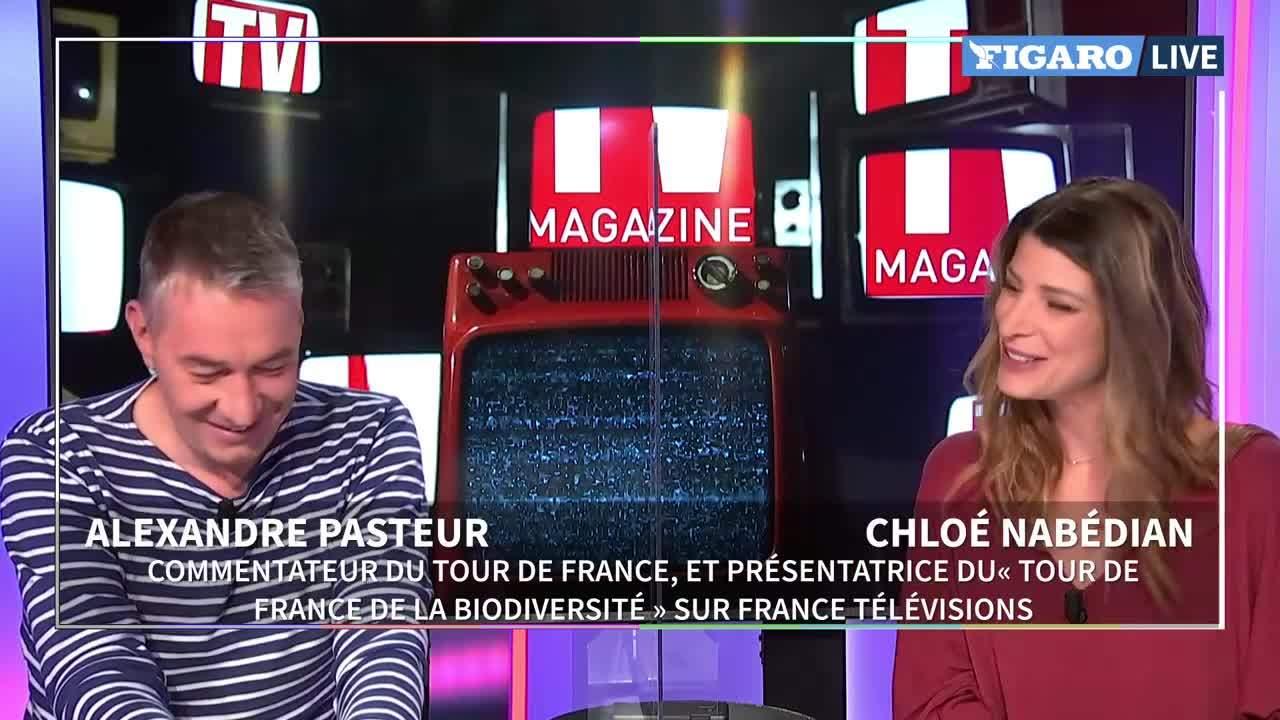 Alexandre Pasteur et Chloé Nabédian: «Le bébé de Julian Alaphilippe va le booster pour le Tour de France»