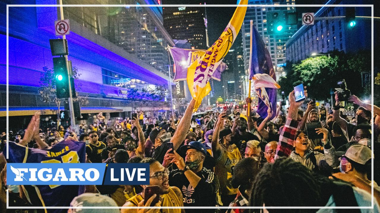 «Il fallait qu'ils gagnent pour Kobe»: les fans des Lakers célèbrent leur titre NBA avec émotion