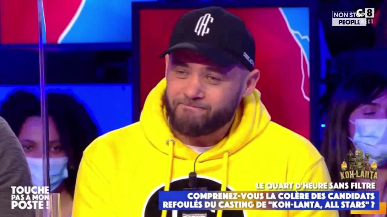 Non Stop People - TPMP : Mohamed exprime sa déception de ne pas figurer au casting de Koh-Lanta, All Stars