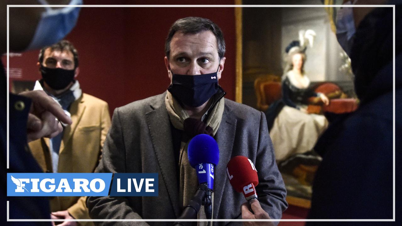 Musée rouvert à Perpignan: «Il y a des gens qui ne savent pas quoi faire, puisqu'on leur interdit tout», justifie Louis Aliot
