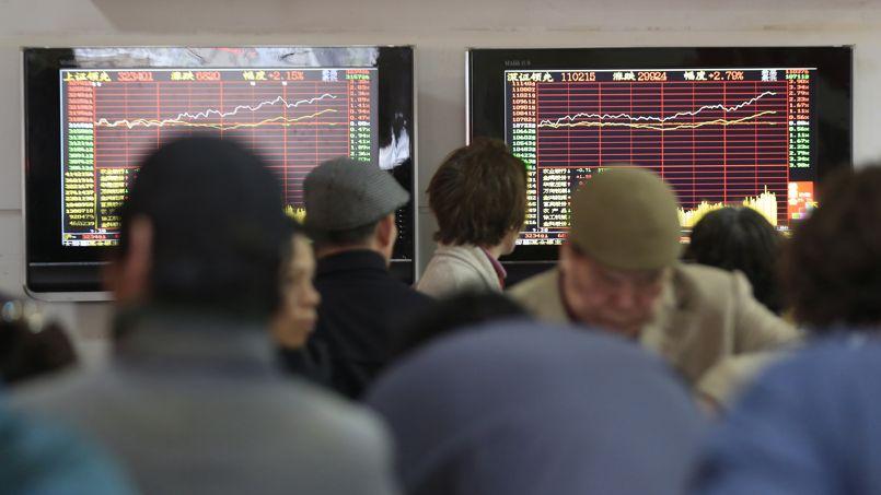 La Bourse de Paris inquiète des mesures américaines contre Huawei