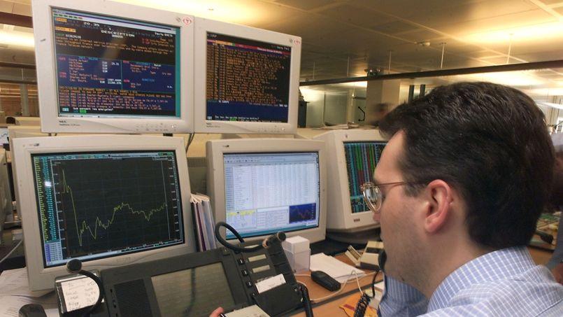 La Bourse de Paris rattrapée par le risque géopolitique