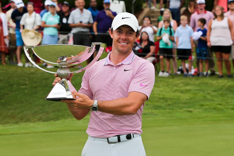 Tour Championship : la FedEx Cup et le bonus pour Rory McIlroy