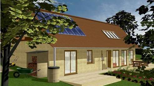 Un Logiciel Pour Concevoir En D Sa Maison écologique - Logiciel pour construire sa maison
