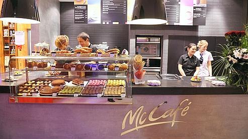 Restaurants Mcdo France Interieur