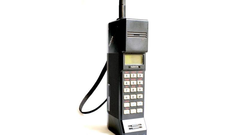 ces t l phones embl matiques qui ont marqu l 39 histoire de nokia. Black Bedroom Furniture Sets. Home Design Ideas