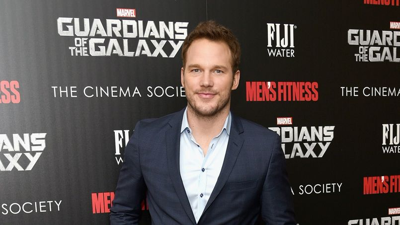 chris pratt je voulais tre dans un film d 39 action tout en tant dr le. Black Bedroom Furniture Sets. Home Design Ideas