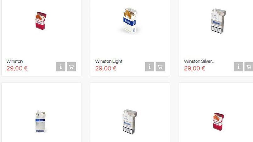 le gouvernement veut interdire l 39 achat de tabac sur internet. Black Bedroom Furniture Sets. Home Design Ideas