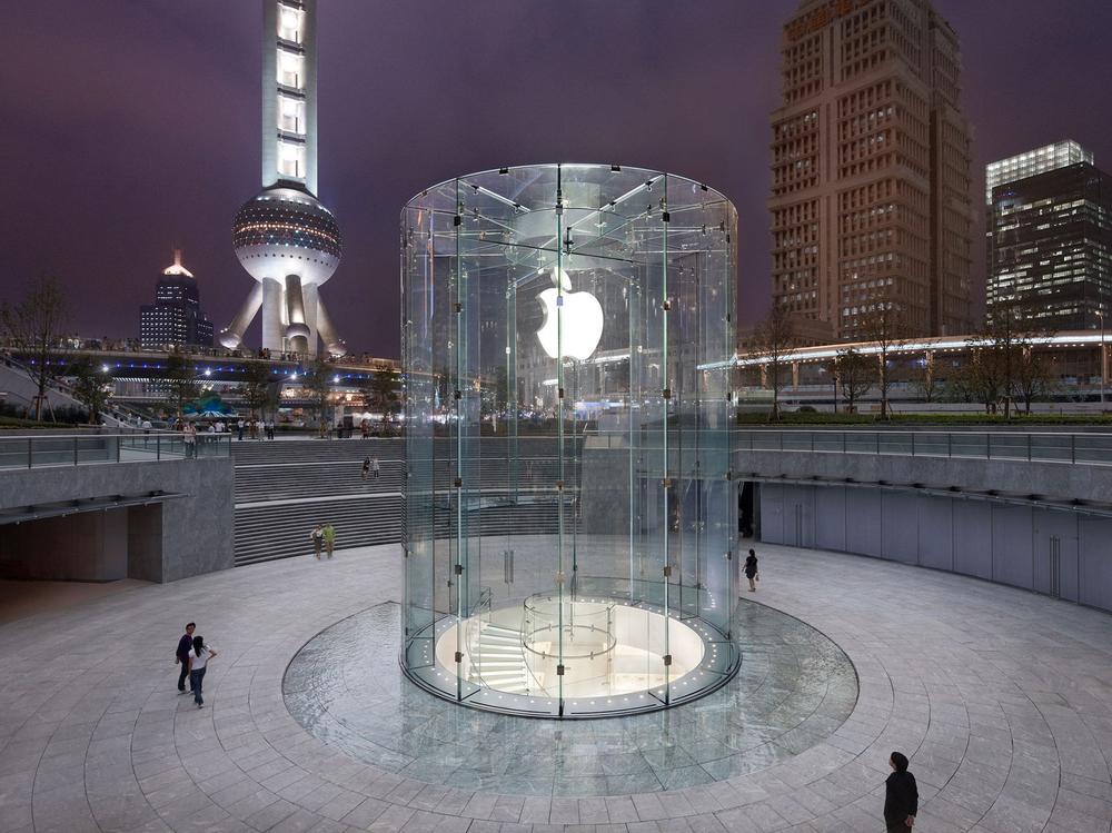 Apple supprime 25.000 applications chinoises de l'App Store