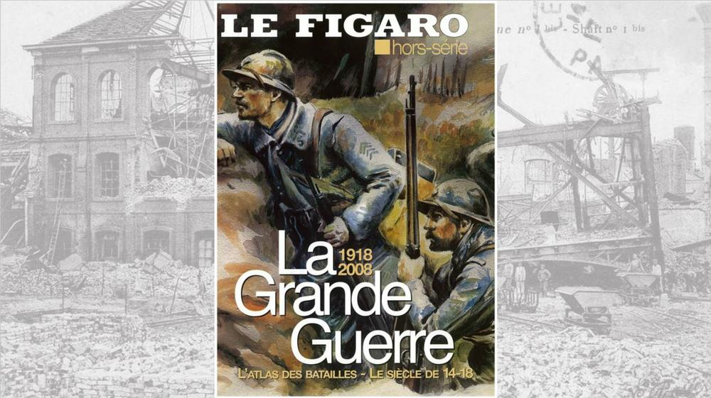 Il y a cent ans, la fin de la Grande Guerre