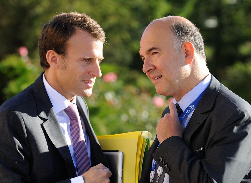 Européennes : Macron a secrètement dîné avec Juppé, Raffarin, Hénart et Moscovici