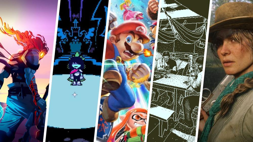 «Les GOTY du Figaro»: découvrez nos jeux vidéo préférés de 2018