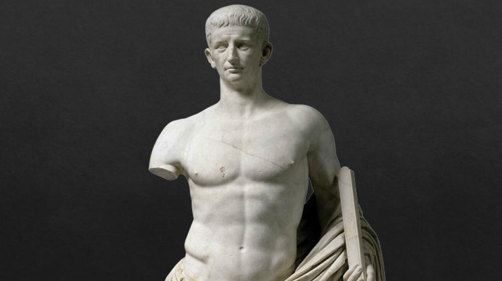 Claude, l'empereur inattendu