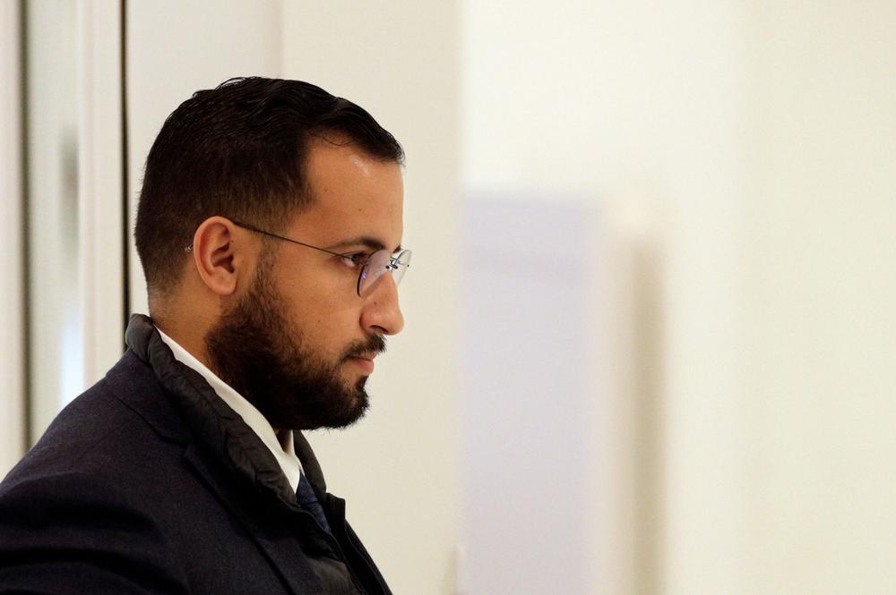Benalla: le Sénat transmet à la justice les cas de trois proches de Macron