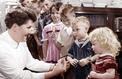 Il y a 60 ans : un espoir dans la lutte contre la poliomyélite