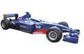Une Formule 1 d'Alain Prost aux enchères