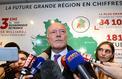 Aquitaine-Limousin-Poitou-Charentes: Rousset à la tête de la région