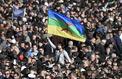 Les Algériens enterrent l'opposant Aït-Ahmed