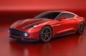Aston Martin Vanquish Zagato, une Aston al dente