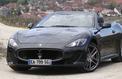 Maserati GranCabrio MC: symphonie italienne en terre champenoise