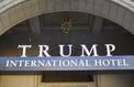 Donald Trump ouvre un palace tout proche de la Maison-Blanche