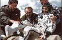 Neuf Français dans l'espace depuis 1982