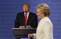Hillary Clinton devance Donald Trump de deux millions de voix