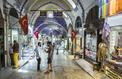 À Istanbul, la sinistrose sous les arcades du Grand Bazar