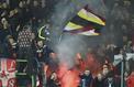 Le FC Metz ferme la tribune d'où ont été jetés les pétards