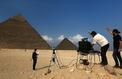Pour percer les derniers mystères des pyramides