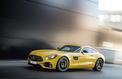 Mercedes AMG-GT, remise à niveau