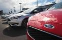 États-Unis: les ventes de voitures reculent