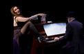 Nathalie Joly prête sa voix à Yvette Guilbert, la confidente de Freud