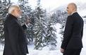 À Davos, l'Indien Narendra Modi se fait le chantre de la mondialisation