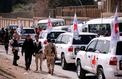 Syrie: un début d'aide humanitaire dans la Ghouta