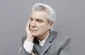 David Byrne, optimiste mais pas béat