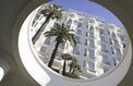 À Cannes, tapis rouge pour le Martinez