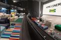 Ikea réaménage le cinéma Max Linder à Paris