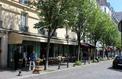 À Paris, de plus en plus de magasins bio mais moins de garages auto