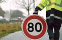 Les sénateurs favorables à la limitation à 80km/h… au cas par cas