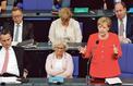 Contre Trump, Merkel invoque l'Europe