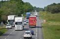 80km/h : la «route de la mort», «un chantier prioritaire»