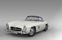 Vente Artcurial : une Mercedes de 55 ans neuve