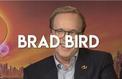 Les Indestructibles, Ratatouille, Le Géant de Fer: Brad Bird nous révèle ses secrets de fabrique