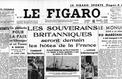 18 juillet 1938 : le roi George VI reçu en grande pompe en France