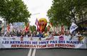 Macron face au dossier inflammable des retraites