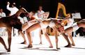 Festival d'Avignon: dans la Cour d'honneur, le grand blanc de Story Water