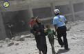 Israël évacue des Casques blancs syriens vers la Jordanie